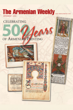 Celebrating 500th Anniversary of Armenian Printing